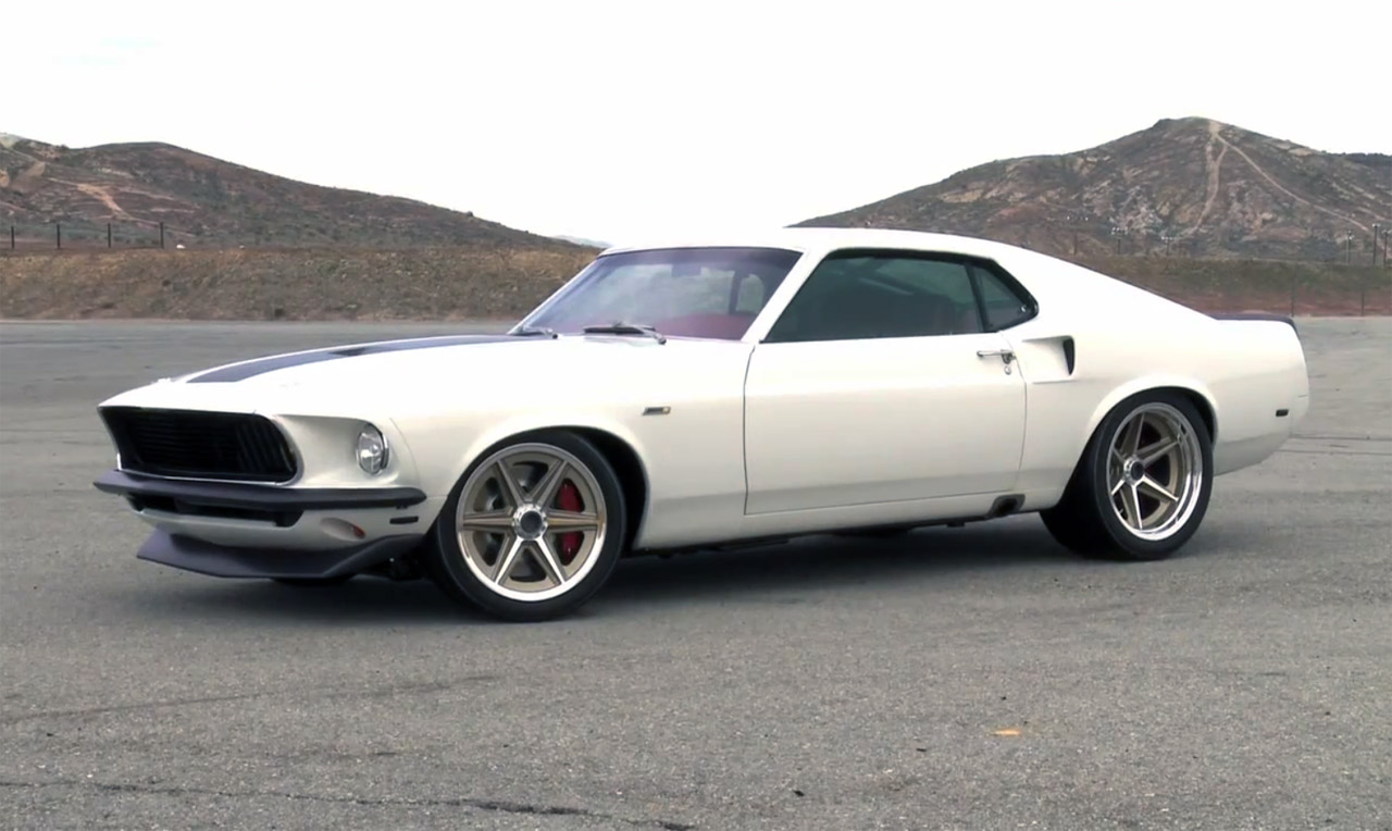 SEMA 2010: The 1969 Anvil Mustang is the perfect blend of modern ...