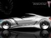 Random snap: Pontiac Firebird Concept by Armando