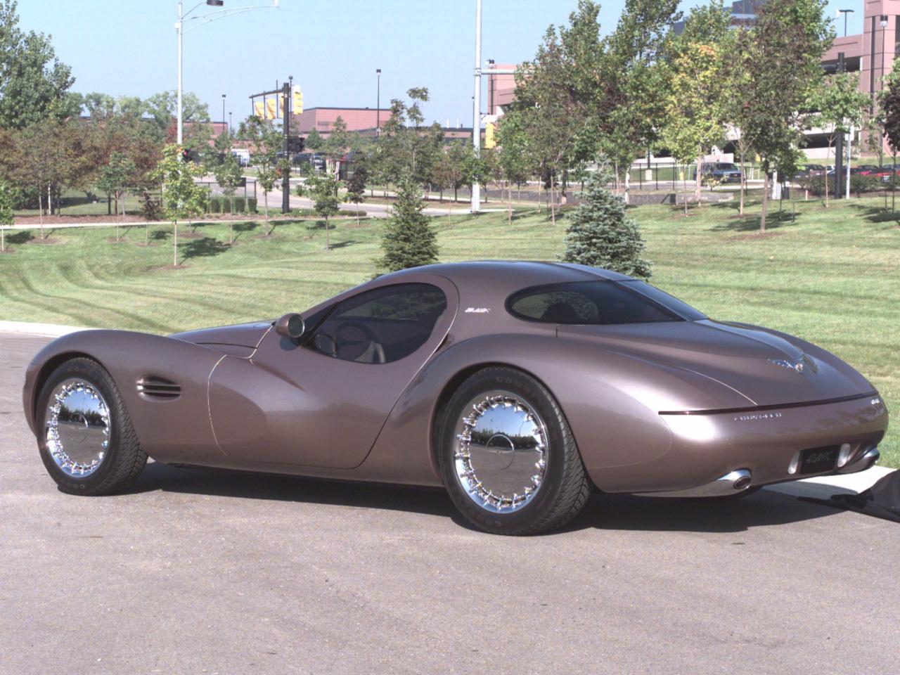 Chrysler Atlantic Concept Amcarguide Com American