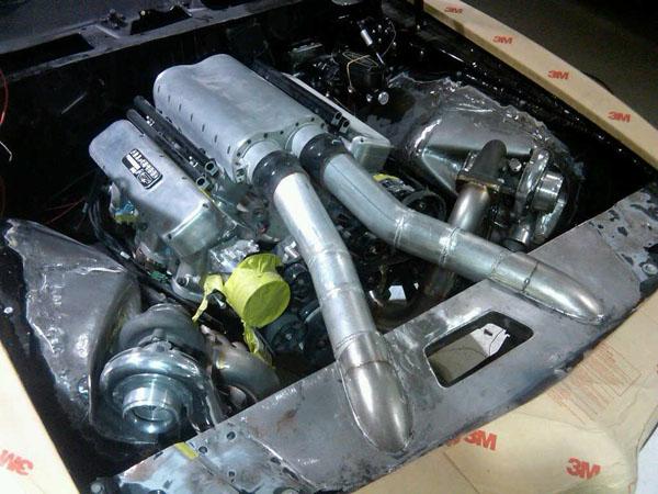 Pontiac Twin Turbo on 98 Lincoln Mark Viii Engine