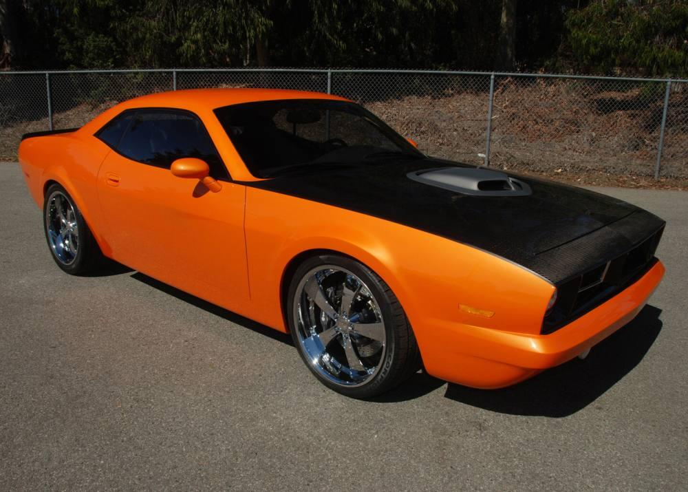 2008 Bbp Cuda Amcarguide Com American Muscle Car Guide