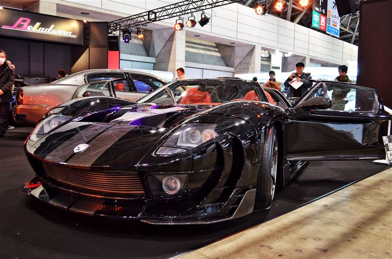 Belladonna Wide Body Ford Gt