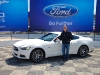 Bill Ford got #1 Anniversary 2015 Mustang