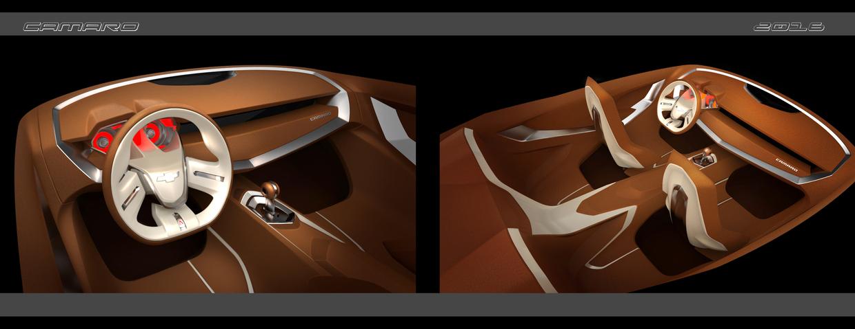 6Th Gen Camaro >> 6th gen Camaro Concept   AmcarGuide.com - American muscle ...