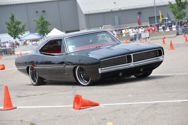 Boldry's 1969 Charger R/T