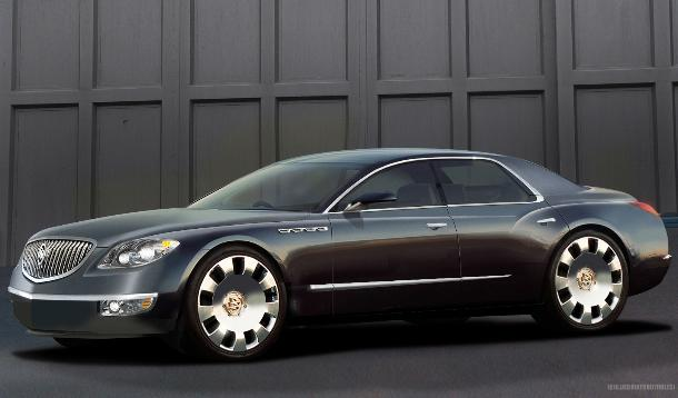 Buick concepts by GMI | AmcarGuide.com - American muscle car guide