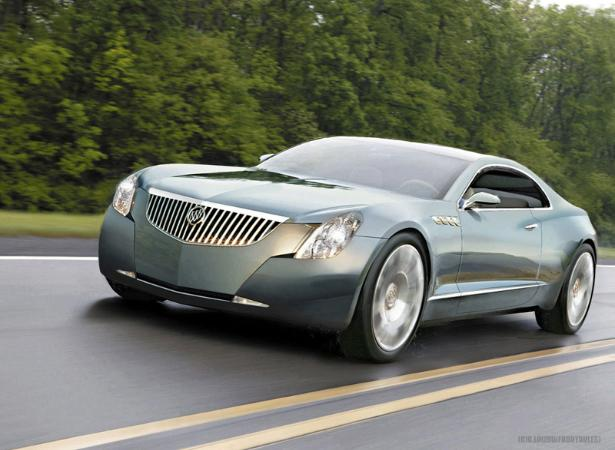 02 Buick Roadmaster Concept Coupe