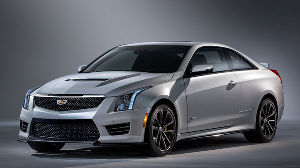 2016 cadilac ats v coupe american muscle car guide