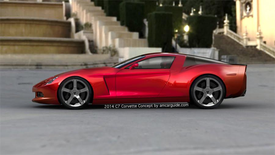 2014 Corvette Concept