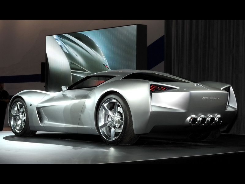 . These are the guess-renderings of the new C7 Chevrolet Corvette
