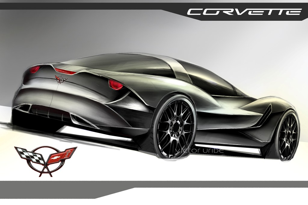 C7 Chevrolet Corvette renders | AmcarGuide.com - American ...