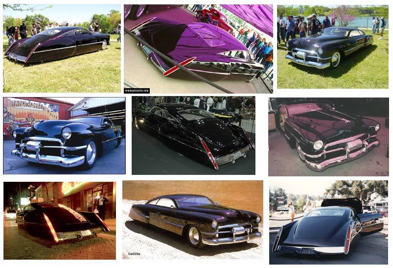 Cadzilla Billy Gibbons Zz Top Car Built By Boyd Coddington
