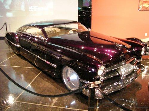Cadzilla Billy Gibbon S Zz Top Car Built By Boyd