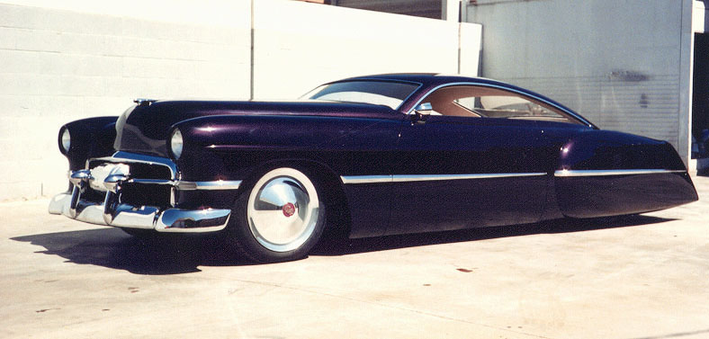 Cadzilla Billy Gibbon S Zz Top Car Built By Boyd