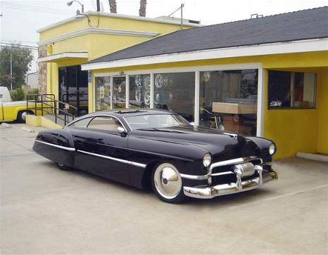 Cadillac on Cadzzilla Zz Top Boyd Coddington Front 3