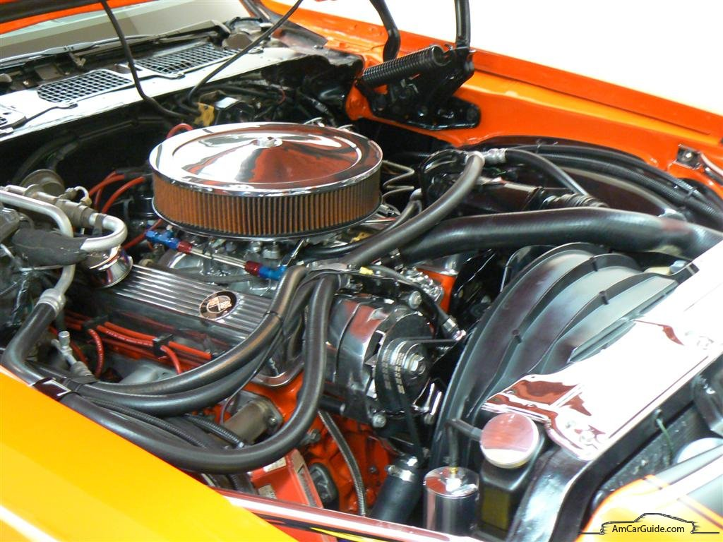 Chevrolet Camaro Rs Engine