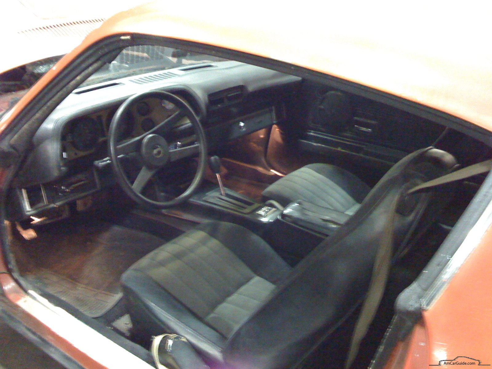 Chevrolet Camaro 1970 1981 2nd Generation Amcarguide