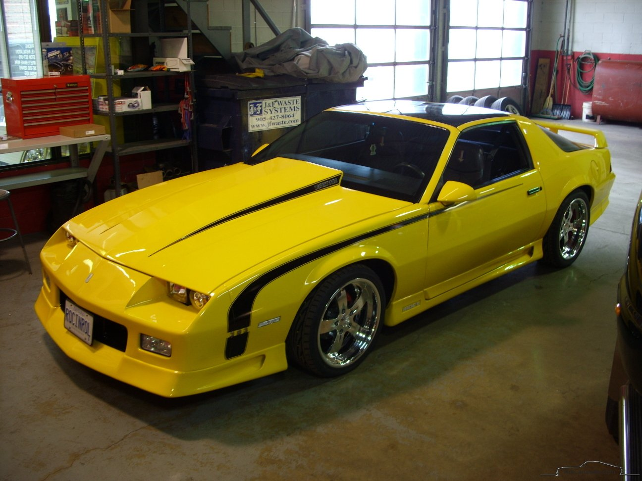 chevrolet camaro 1982 1992 3rd generation american muscl. Cars Review. Best American Auto & Cars Review