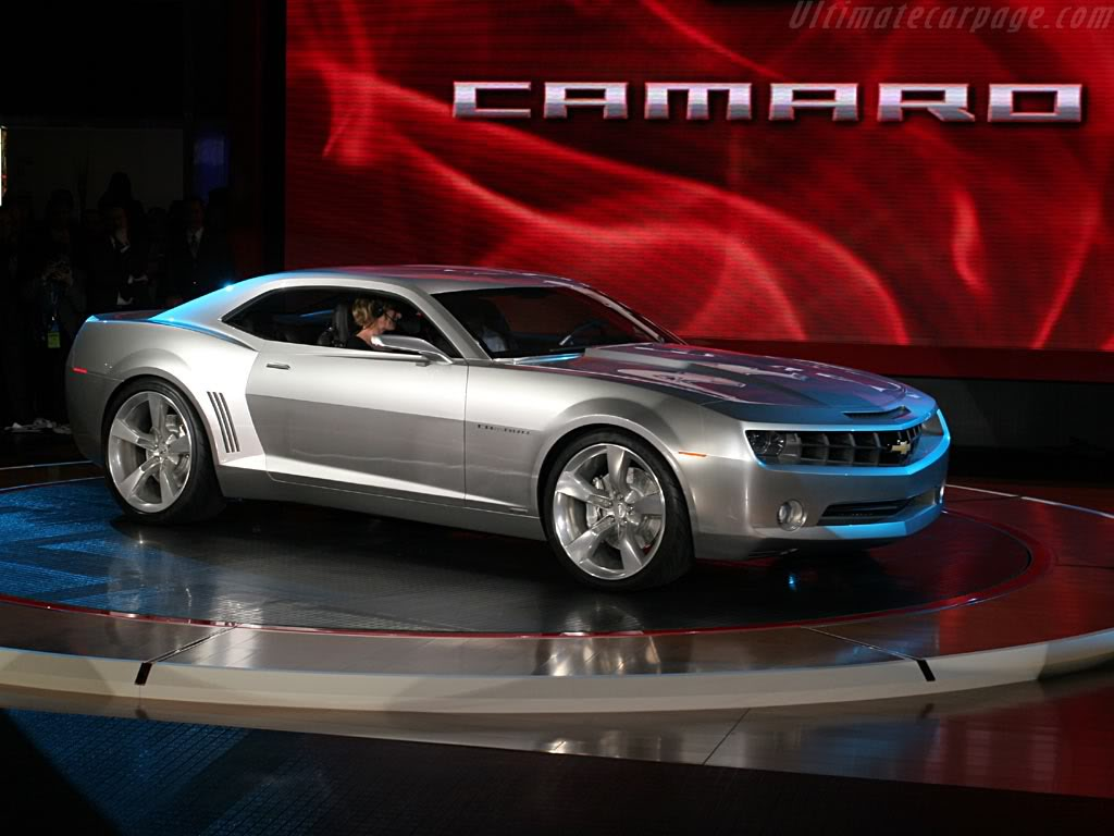Car Audio System Packages >> Chevrolet Camaro: 2009-present, 5th generation | AmcarGuide.com - American muscle car guide