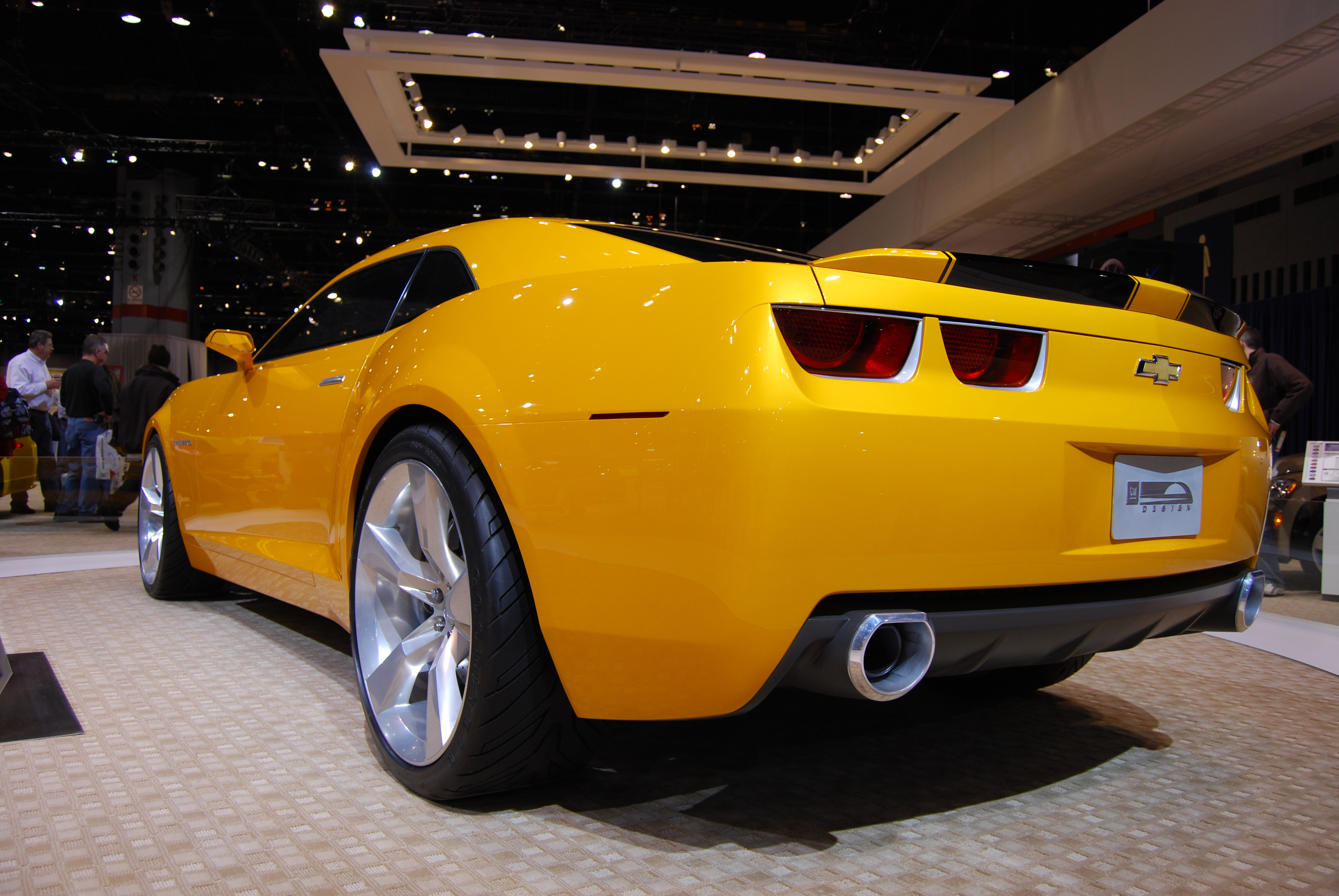 2008 chevrolet corvette chevy pictures photos gallery - Chevrolet Camaro 2009 Present 5th Generation