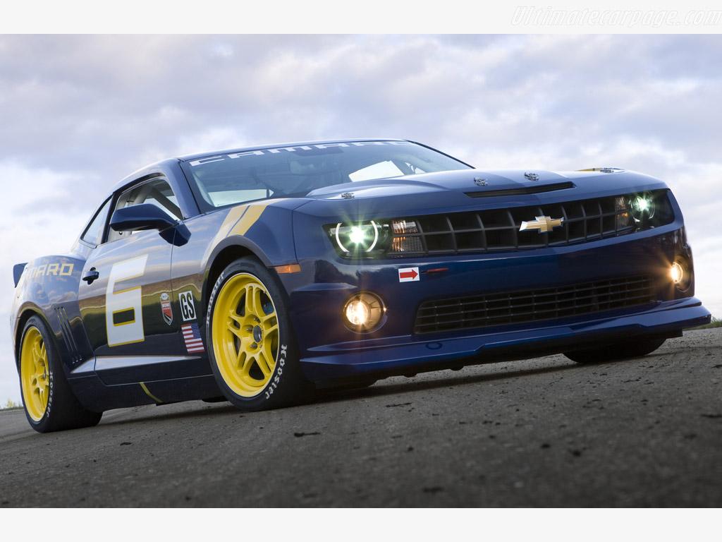 GS Racecar Concept