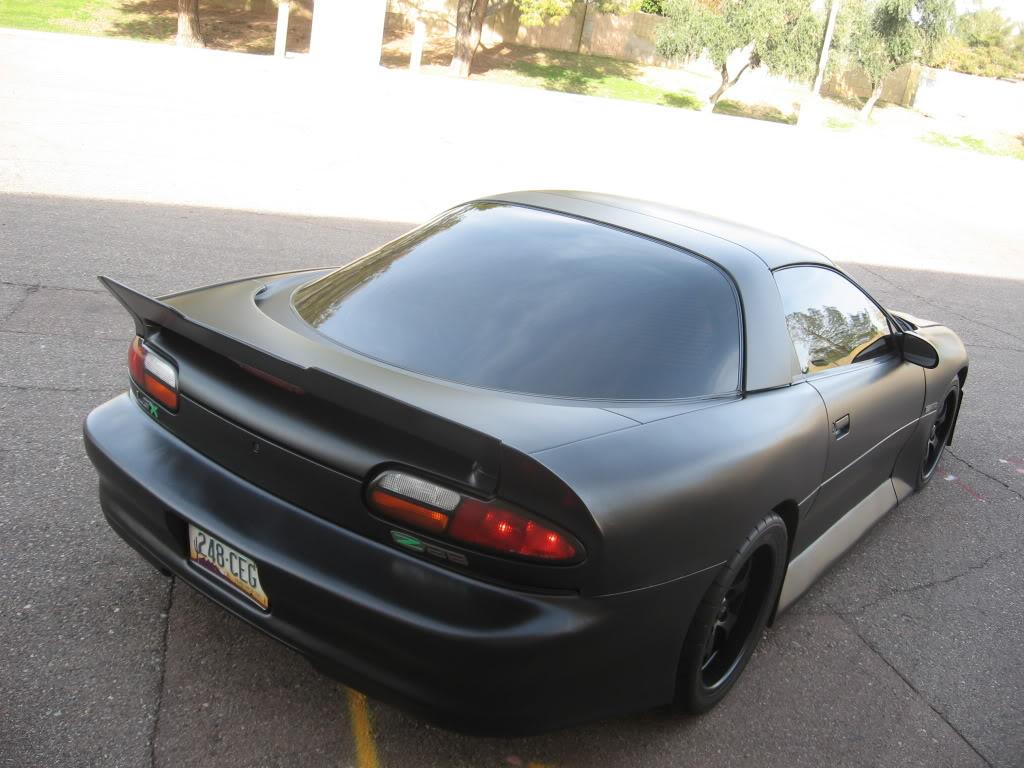 4Th Gen Mustang >> 1999 Camaro Z28 Wide Body | AmcarGuide.com - American ...