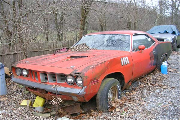 Muscle cars in barns fields and elsewhere amcarguide com american muscle car guide