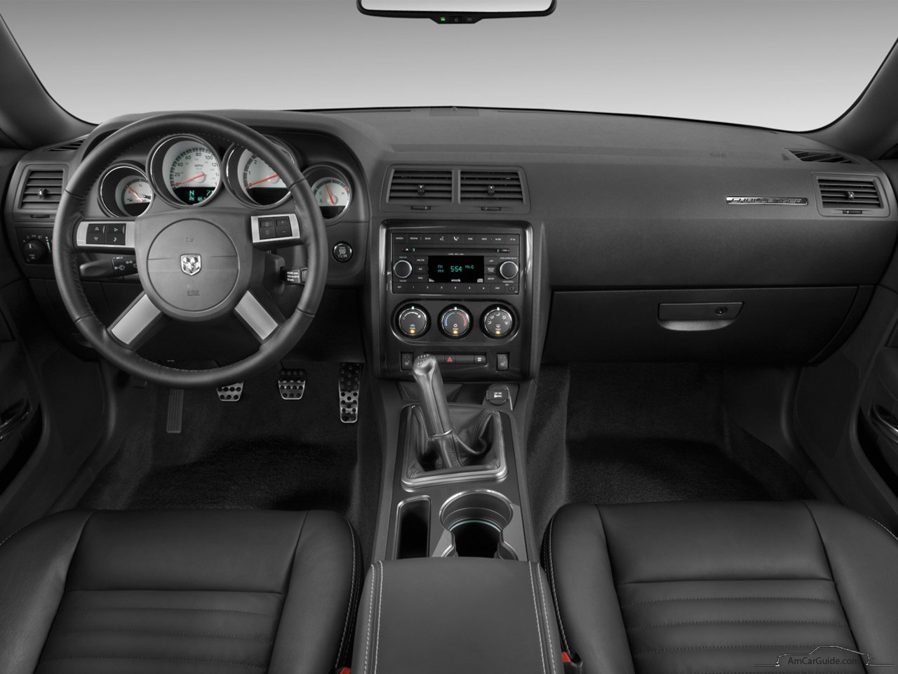 Dodge Challenger 2008 Present 3rd Generation
