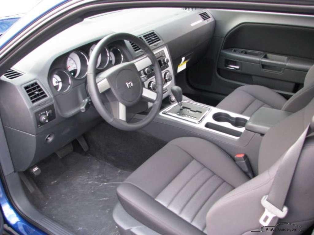 2009 Dodge Challenger Se Interior