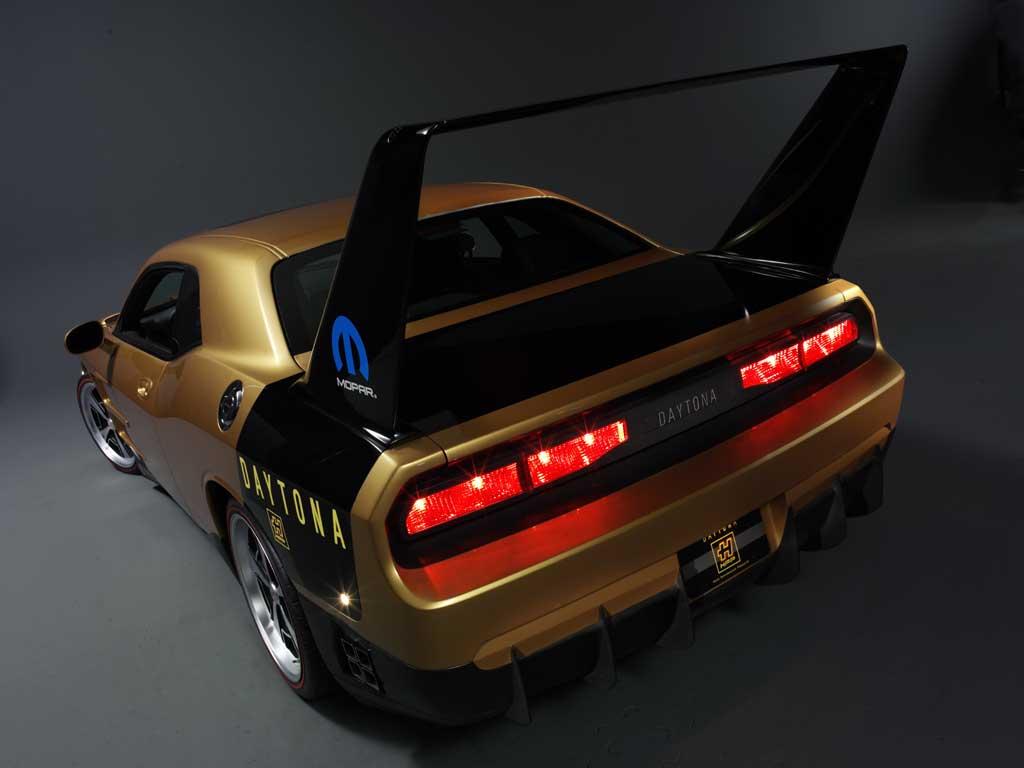 Challenger Daytona?! Yeap - Dodge Challenger Forum ...