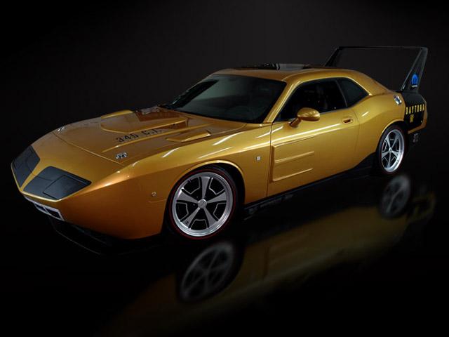 Mustang Vs Camaro Vs Challenger >> HPP Challenger Daytona   AmcarGuide.com - American muscle ...