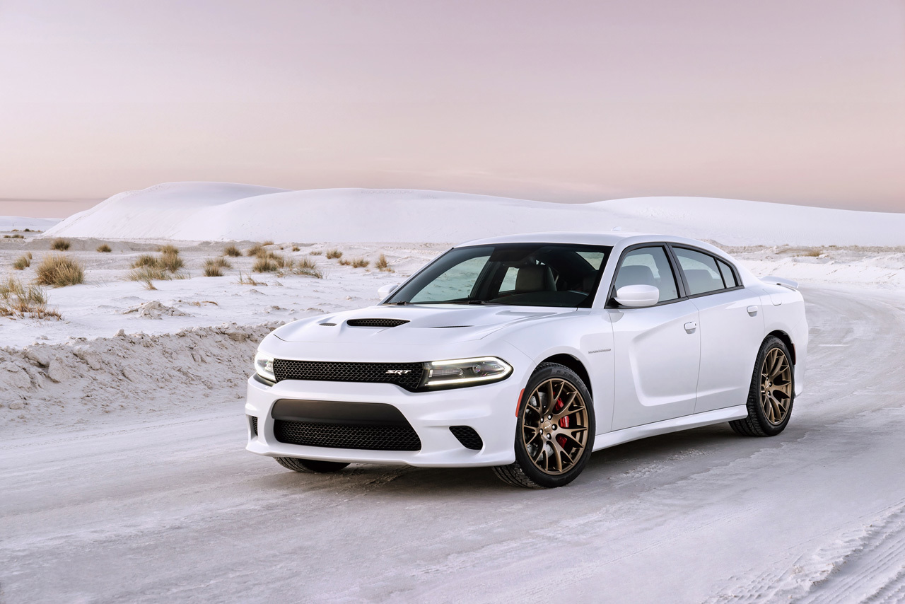 Meet the 2015 Charger Hellcat | AmcarGuide.com - American muscle car