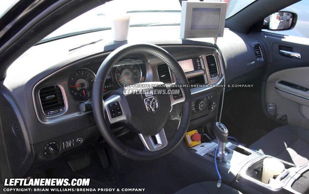 2011 Dodge Charger Concept spy shots | AmcarGuide.com ...