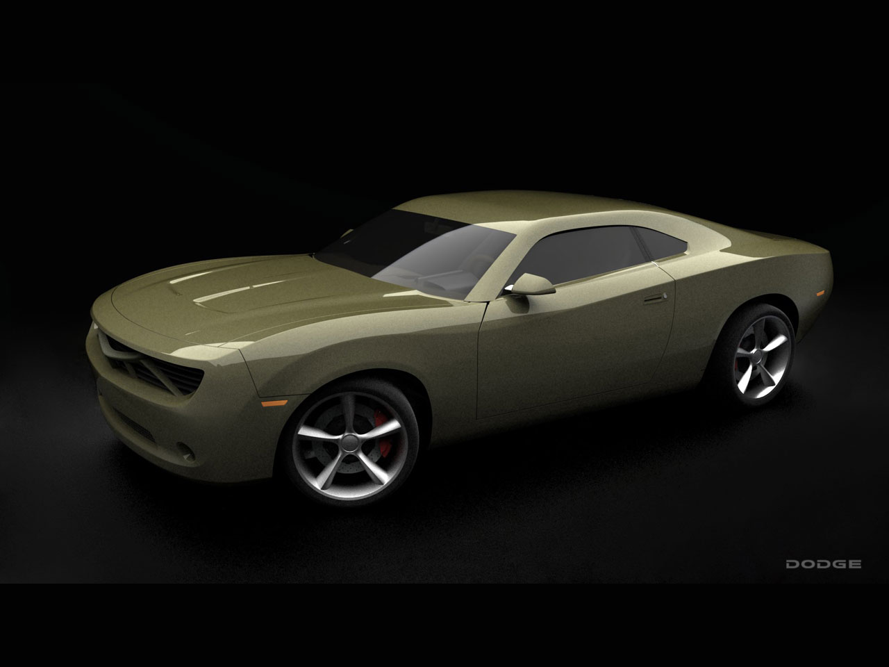 Dodge Charger Concept Amcarguide Com American Muscle Car Guide