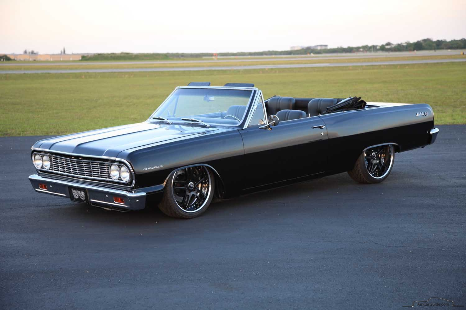 Chevrolet Chevelle: 1964-1972, 1st generation | AmcarGuide ...