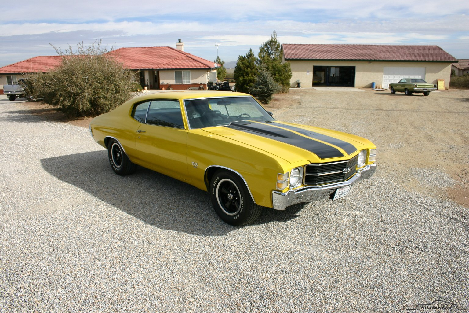 All Chevy 1971 chevrolet chevelle ss : Chevrolet Chevelle: 1964-1972, 1st generation | AmcarGuide.com ...