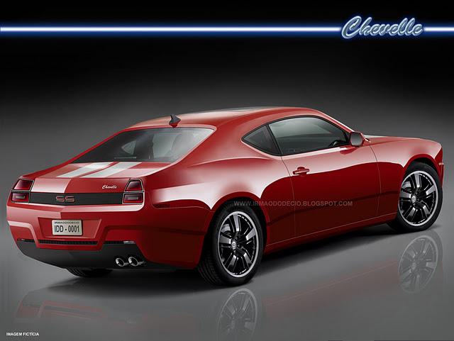 Chevelle concept 2015