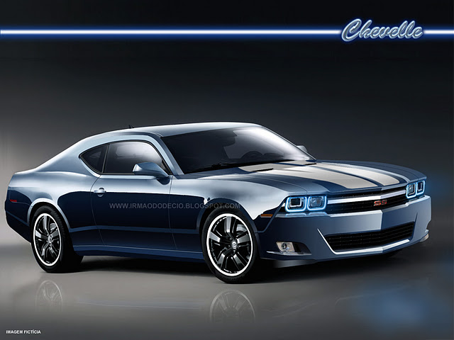 2012 Chevelle Concept Speculation Amcarguide Com