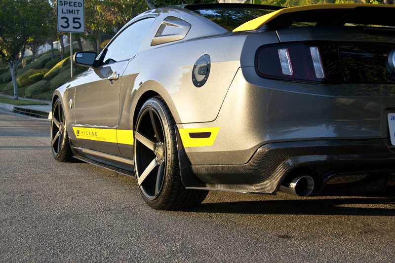 2011 Mustang Gt Chicane Amcarguide Com American Muscle