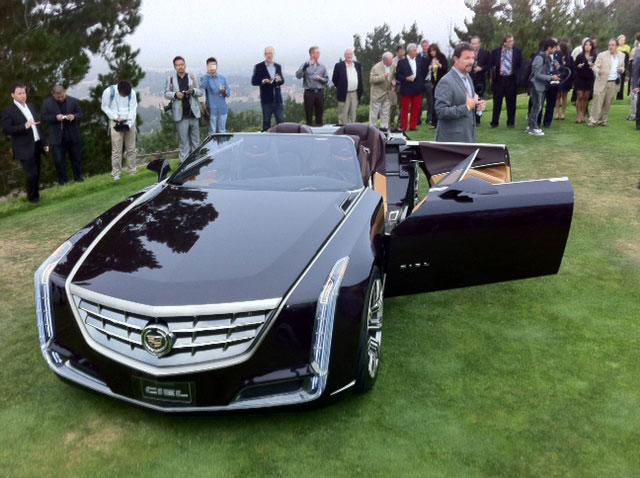 Cadillac Ciel Concept Amcarguide Com American Muscle