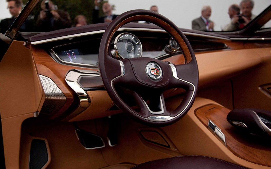 Cadillac Ciel Concept Amcarguide American Muscle Car Guide