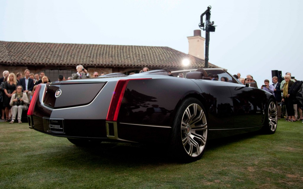 Cadillac Ciel Concept  AmcarGuidecom  American muscle car guide