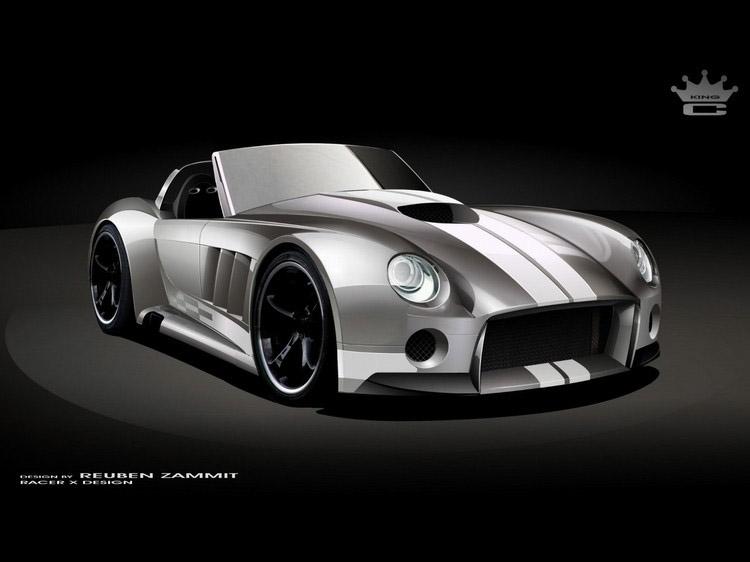 Kc 427 Cobra Concept Amcarguide Com American Muscle