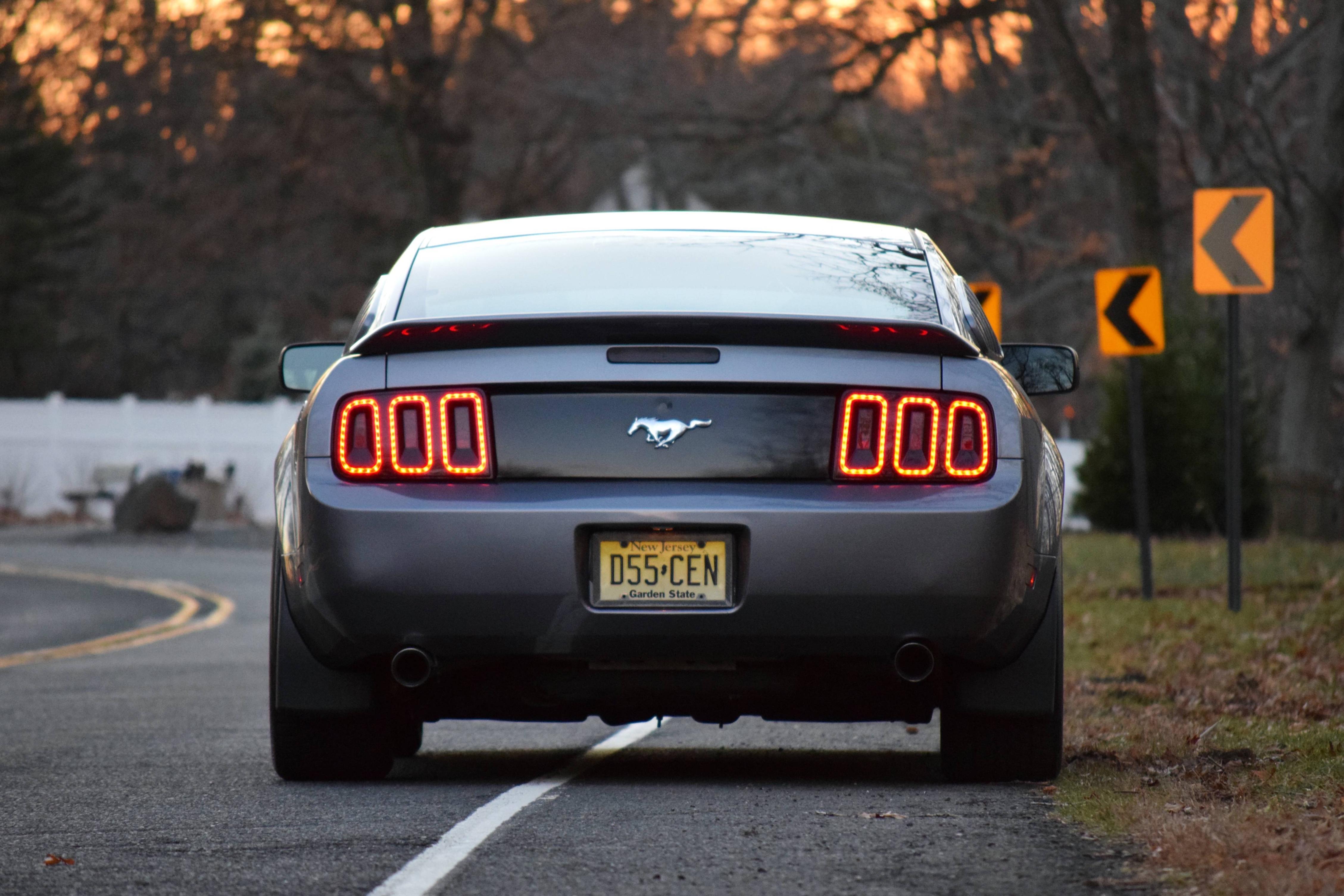 Custom Ford Mustang V6 03