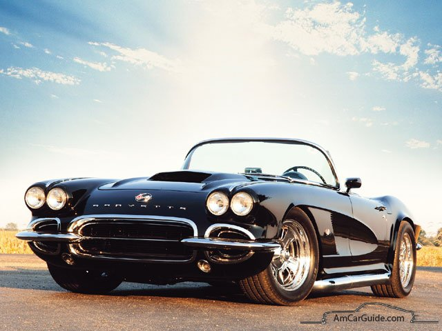 Chevrolet Corvette 1953 1962 C1 Amcarguide Com