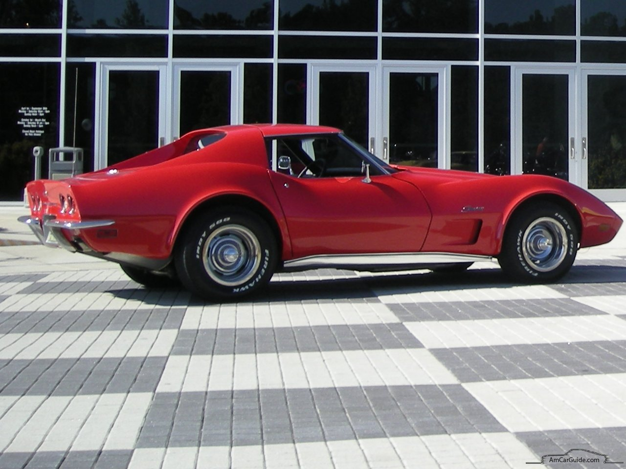 Chevrolet Corvette 1968 1982 C3 The Mako Shark