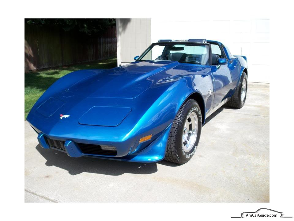 chevrolet corvette 1968 1982 c3 the mako shark amcarguide com