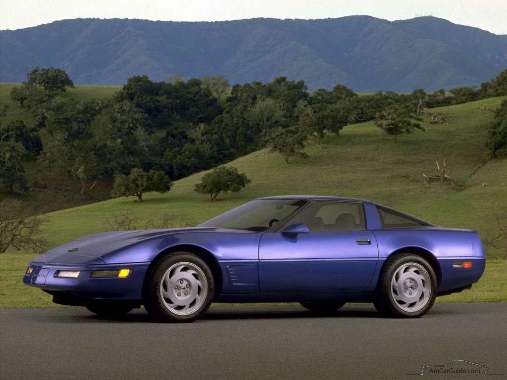 Chevrolet Corvette 1984 1996 C4 Amcarguide Com