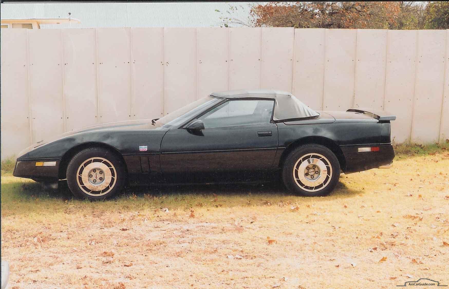 Chevrolet Corvette C Convertible