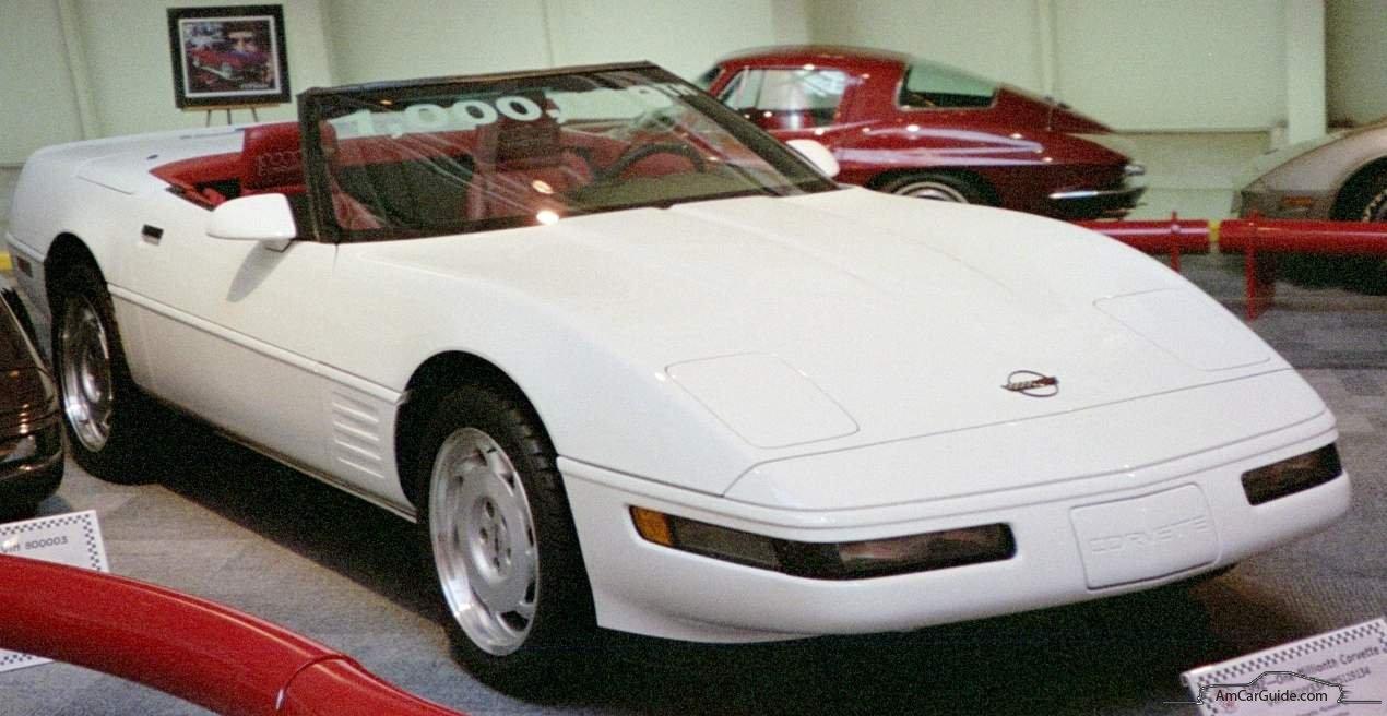 The Corvette Story: 1996 Corvette